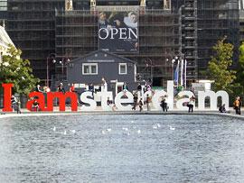 アイアムステルダムオブジェ