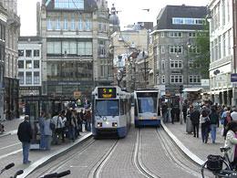 アムステルダム・トラム