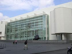 バルセロナ現代美術館
