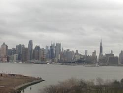 マンハッタンの眺め